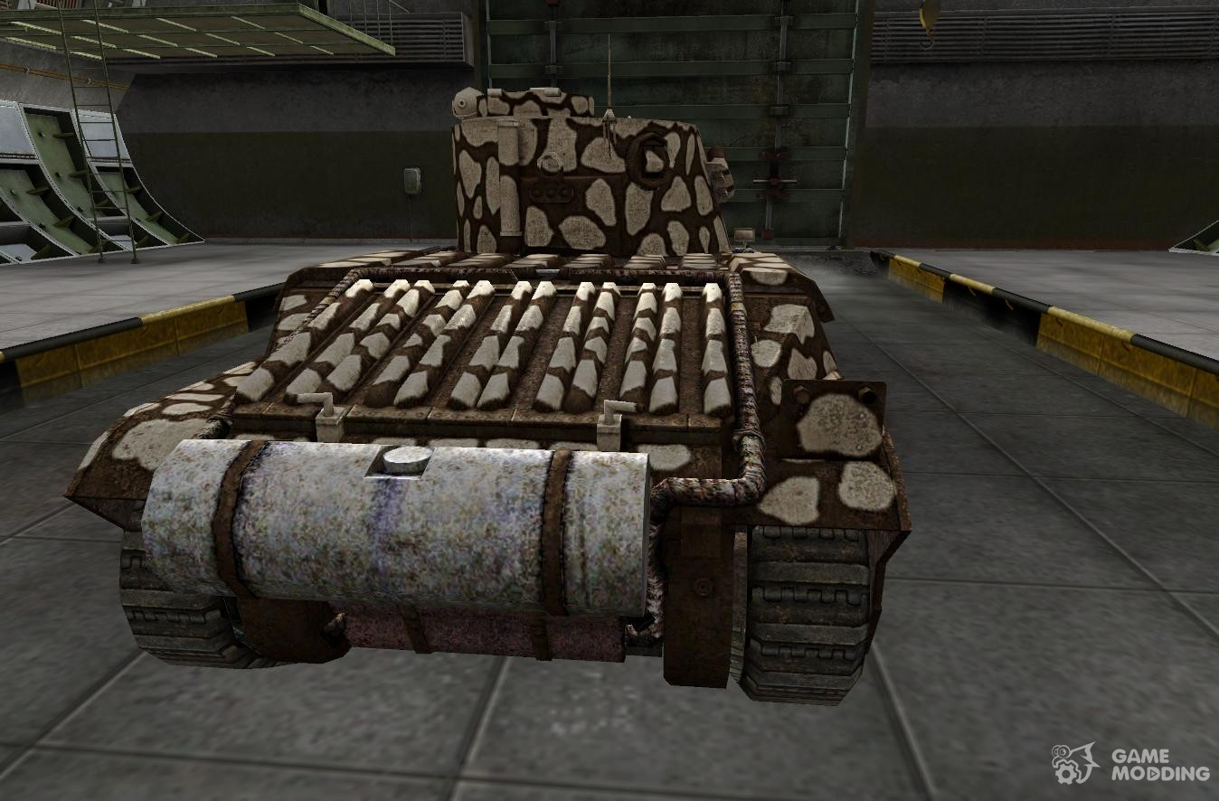 world of tanks premium hangar mod