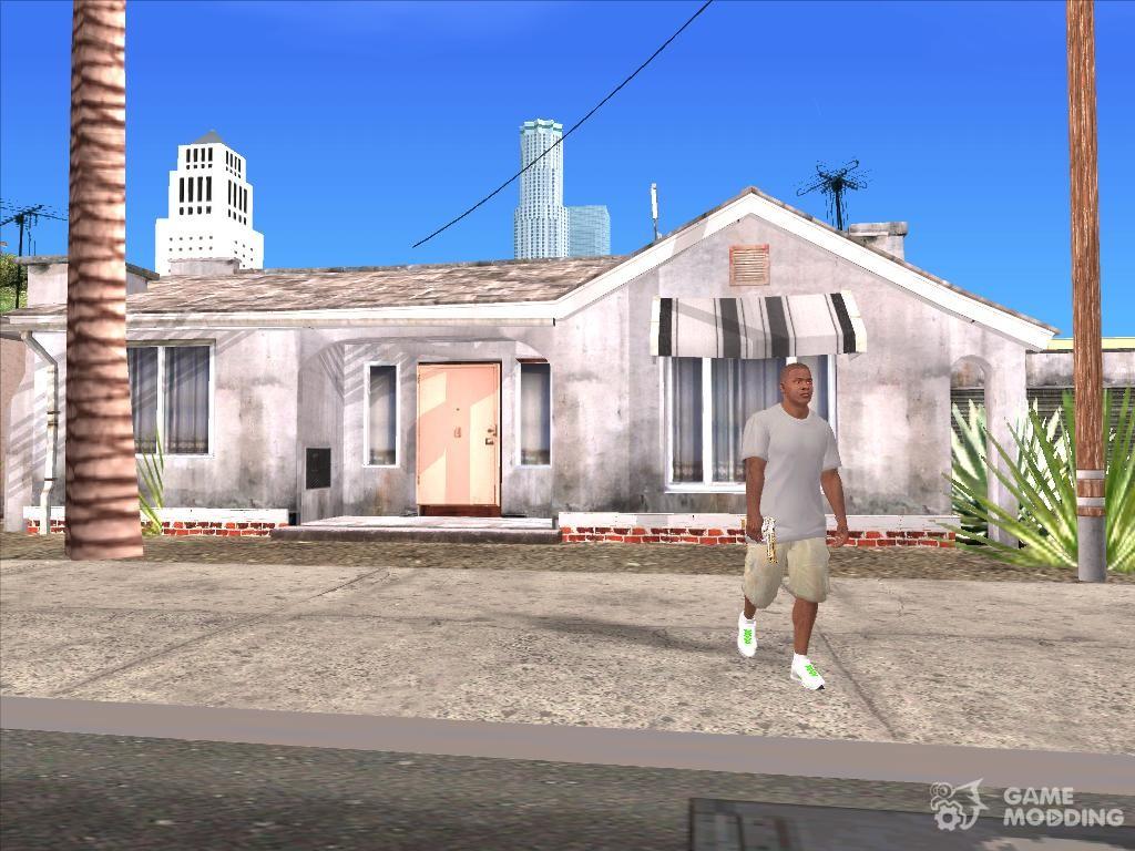 Franklin House of GTA V for GTA San Andreas