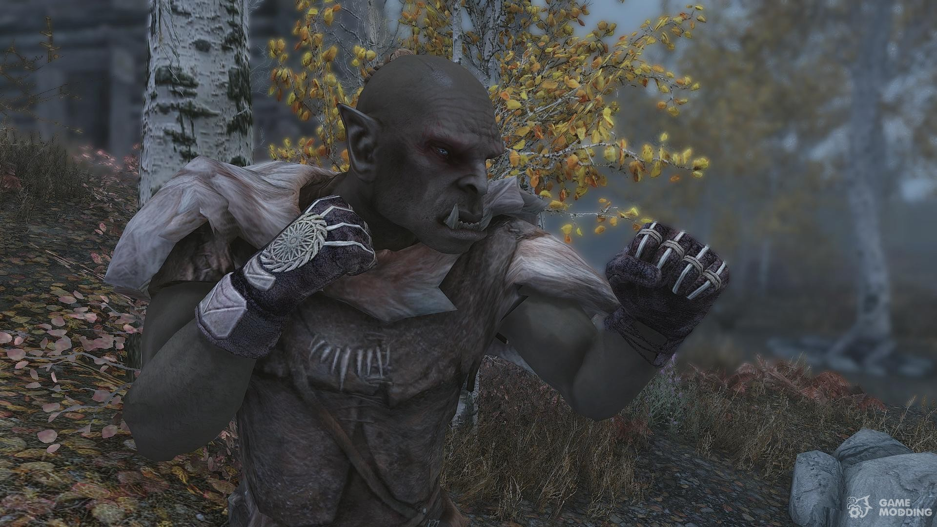Black gloves skyrim - Psiijic Robes And Warlock Gloves For Tes V Skyrim
