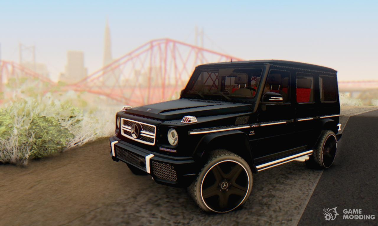 Landstalker for gta san andreas page 30 for Mercedes benz g65 price