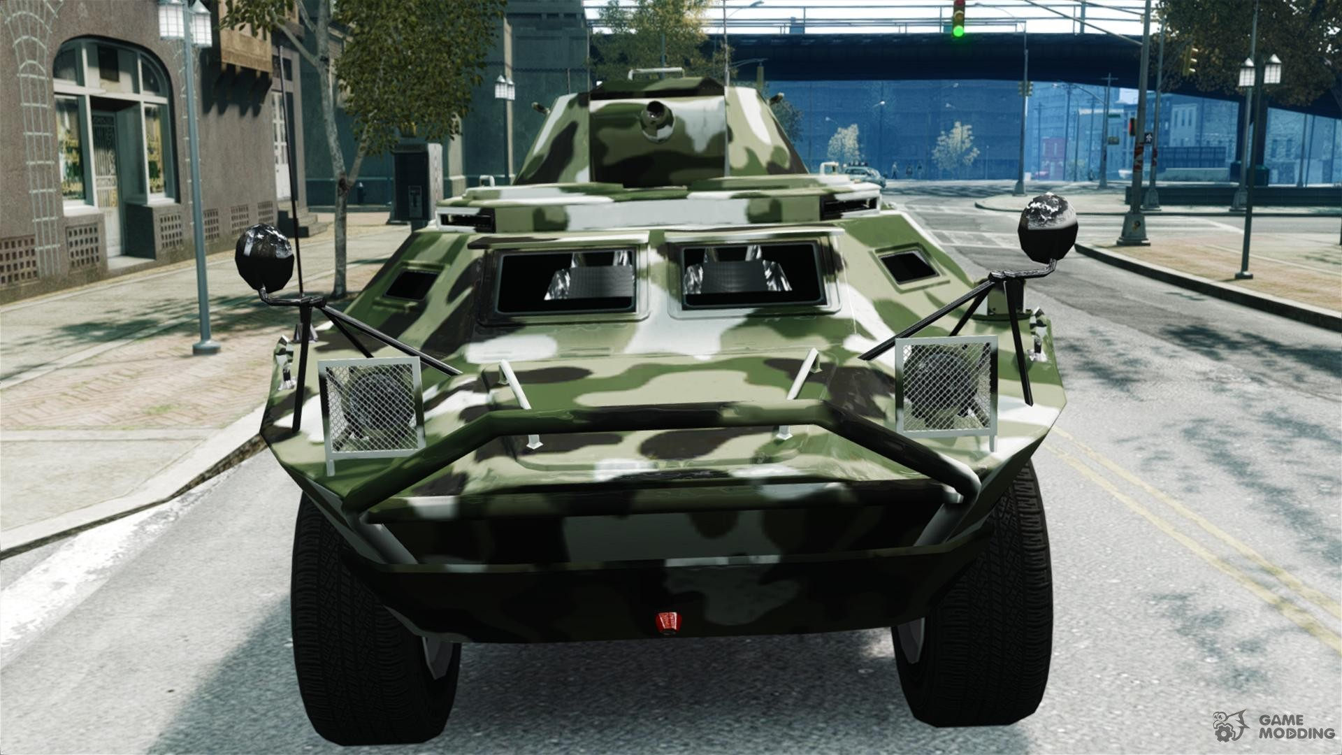 Canadian Armed Forces LAV III [GTA TBoGT APC Mod, 1080p] - YouTube