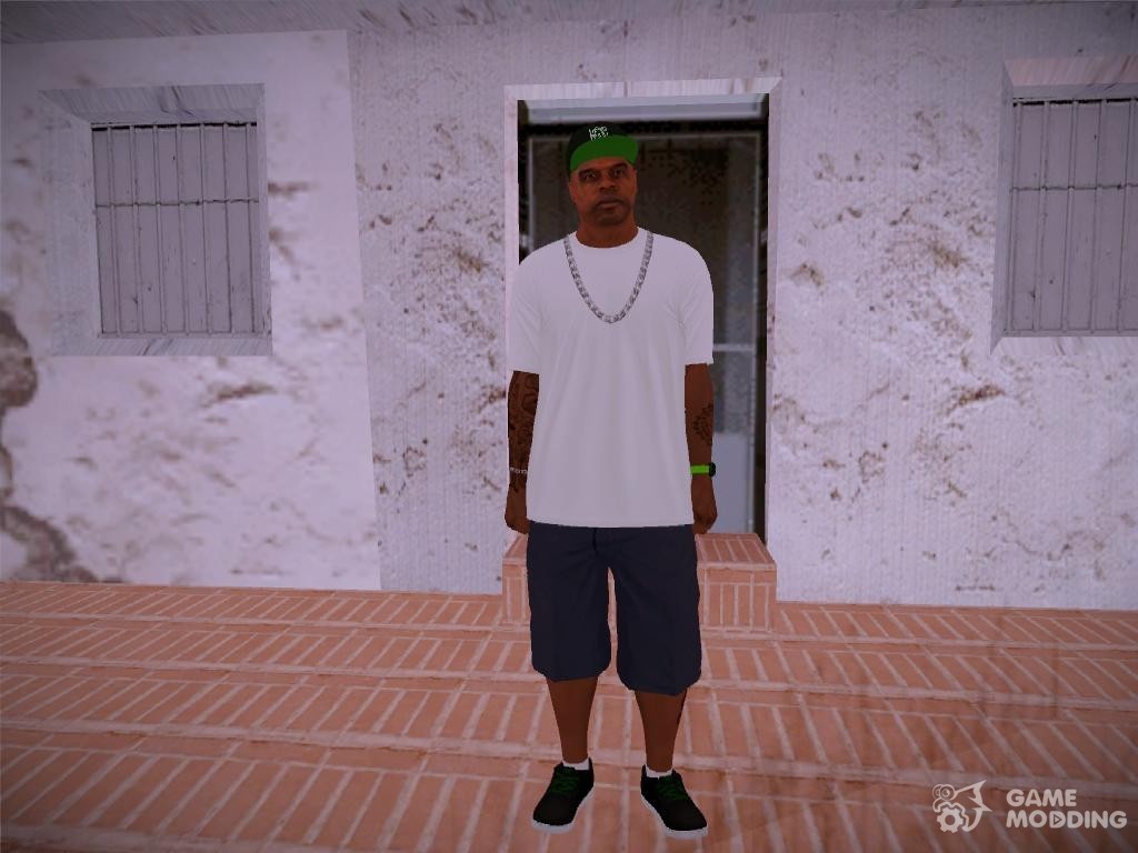 Stretch HD GTA V for GTA San Andreas