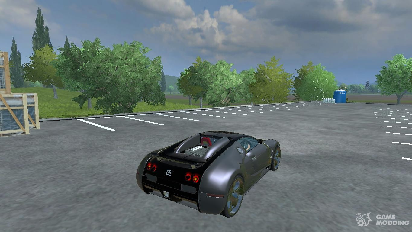 bugatti veyron for farming simulator 2013. Black Bedroom Furniture Sets. Home Design Ideas