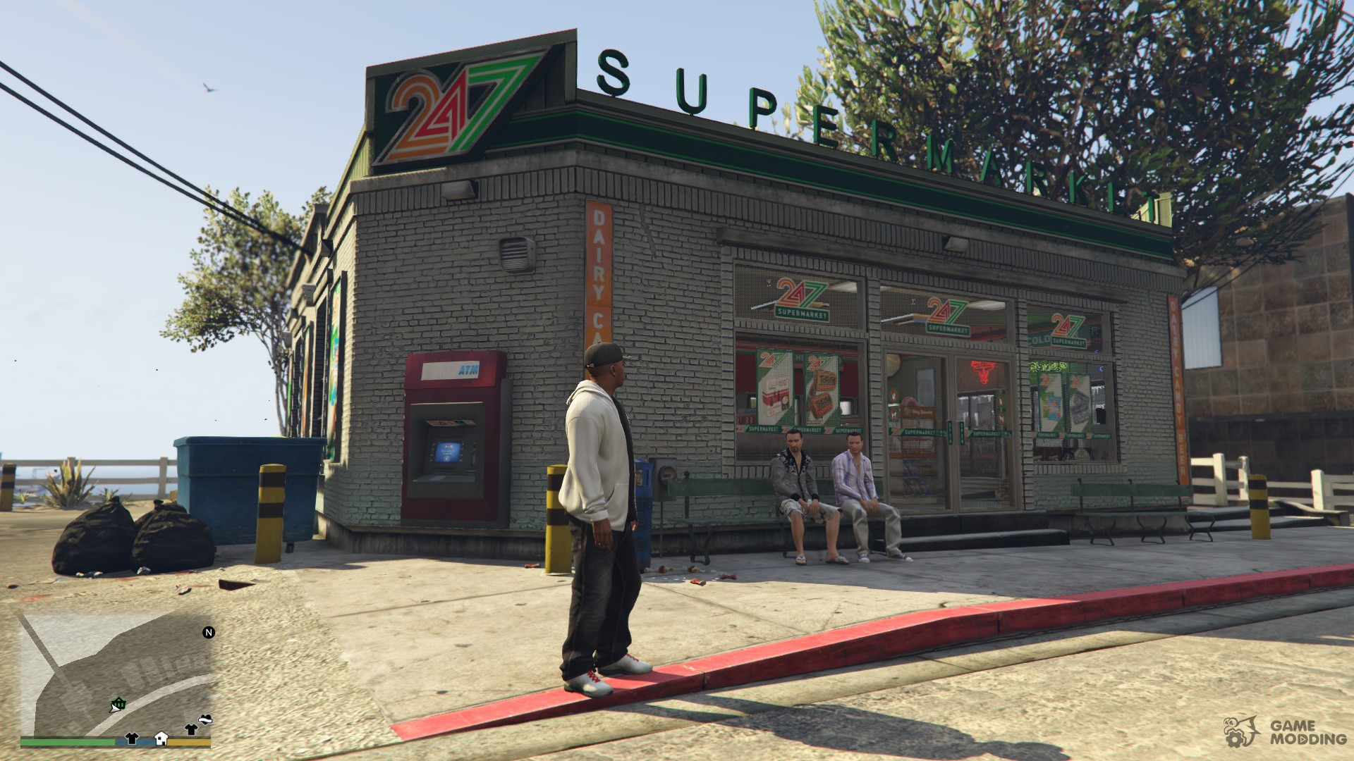 robbable 24 7 store locations 2 0 for gta 5. Black Bedroom Furniture Sets. Home Design Ideas