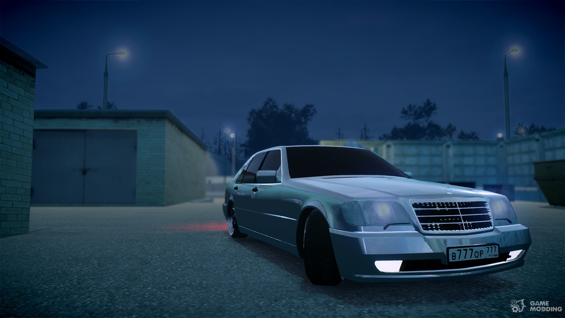 Mercedes benz w140 s600 for gta 4 for Mercedes benz s600