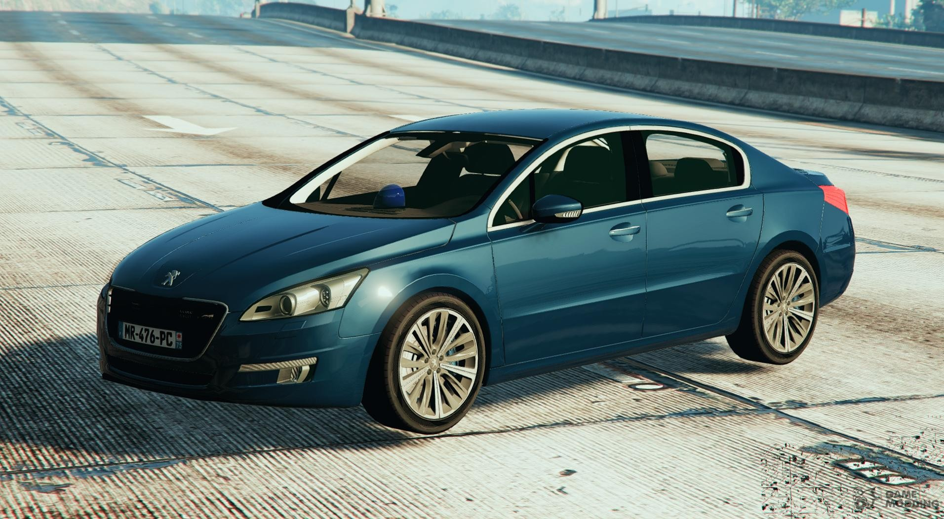 Unmarked police car gta 5 - Peugeot 508 Police Nationale Banalis E Unmarked Police For Gta 5