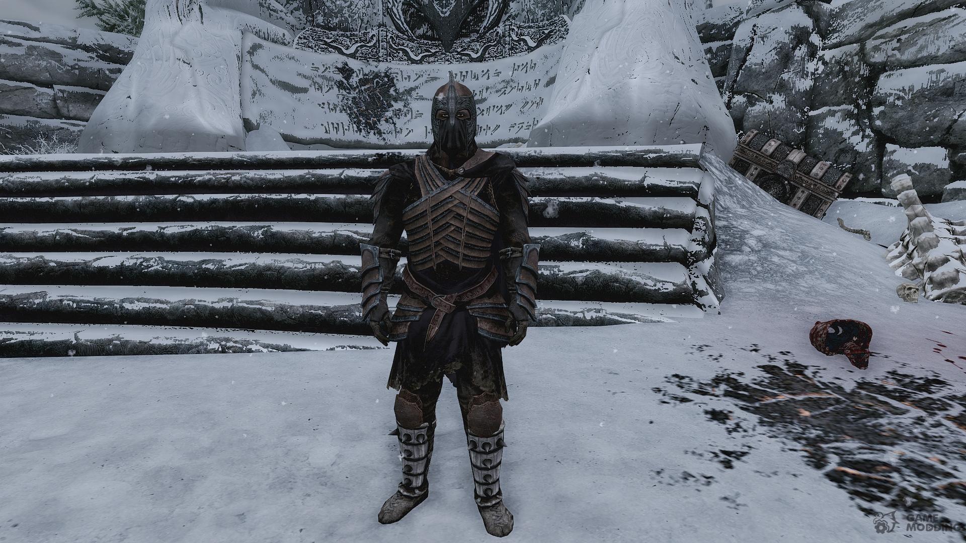 Bosmer Armor Pack V1 3 – Fondos de Pantalla