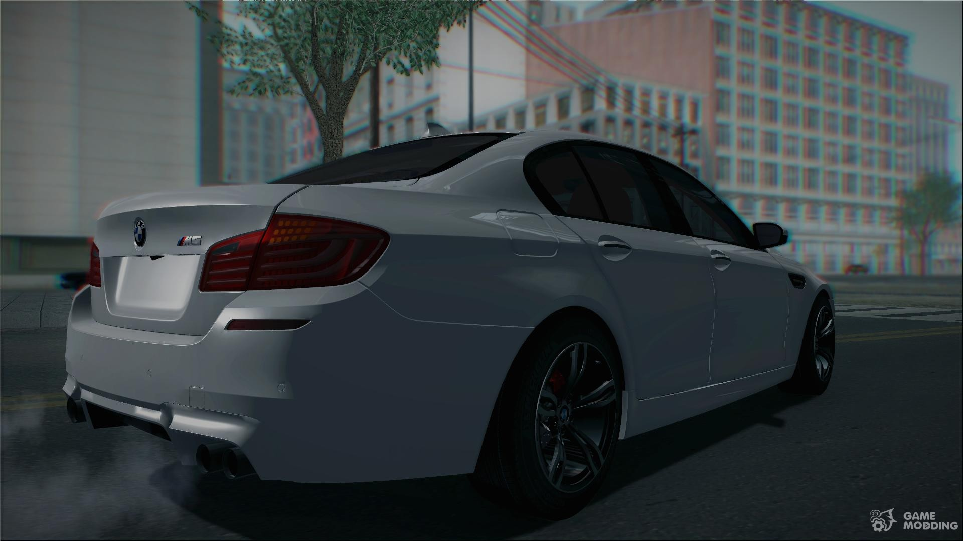 2012 BMW M5 F10 Stock Version for GTA San Andreas
