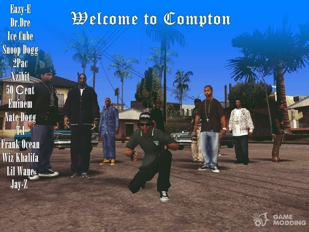 Rap Legend for GTA San Andreas