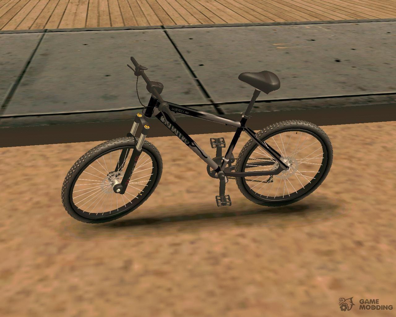 Mountain Bike For Gta San Andreas