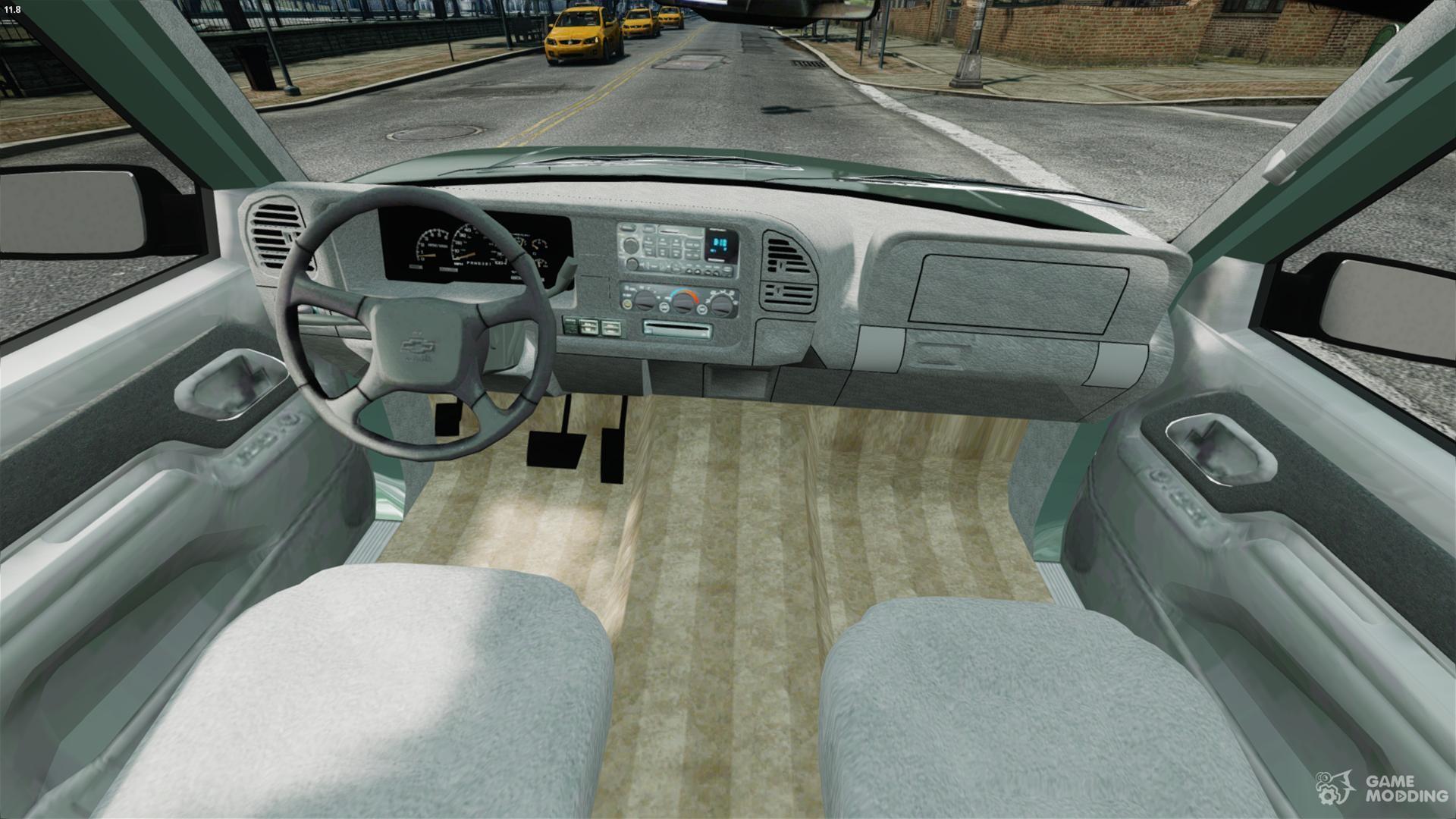 Gmt400 Dash Swap