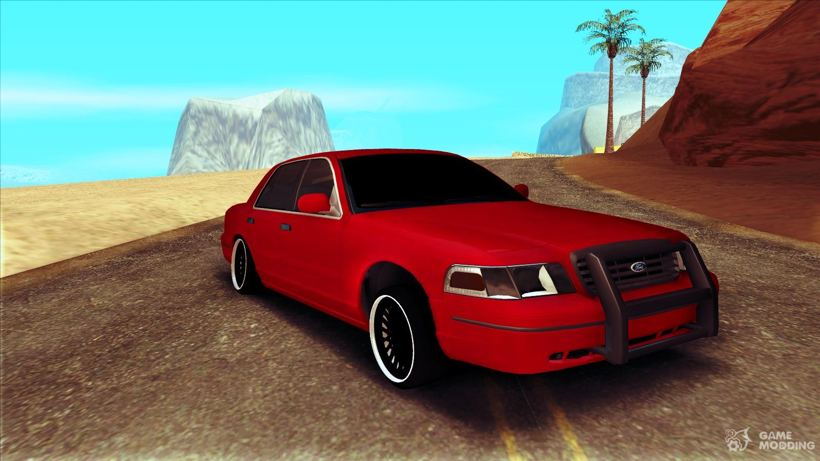 ford crown victoria for gta san andreas. Black Bedroom Furniture Sets. Home Design Ideas