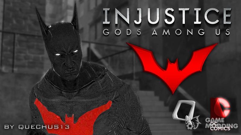 Injustice Of Batman Beyond for GTA 4