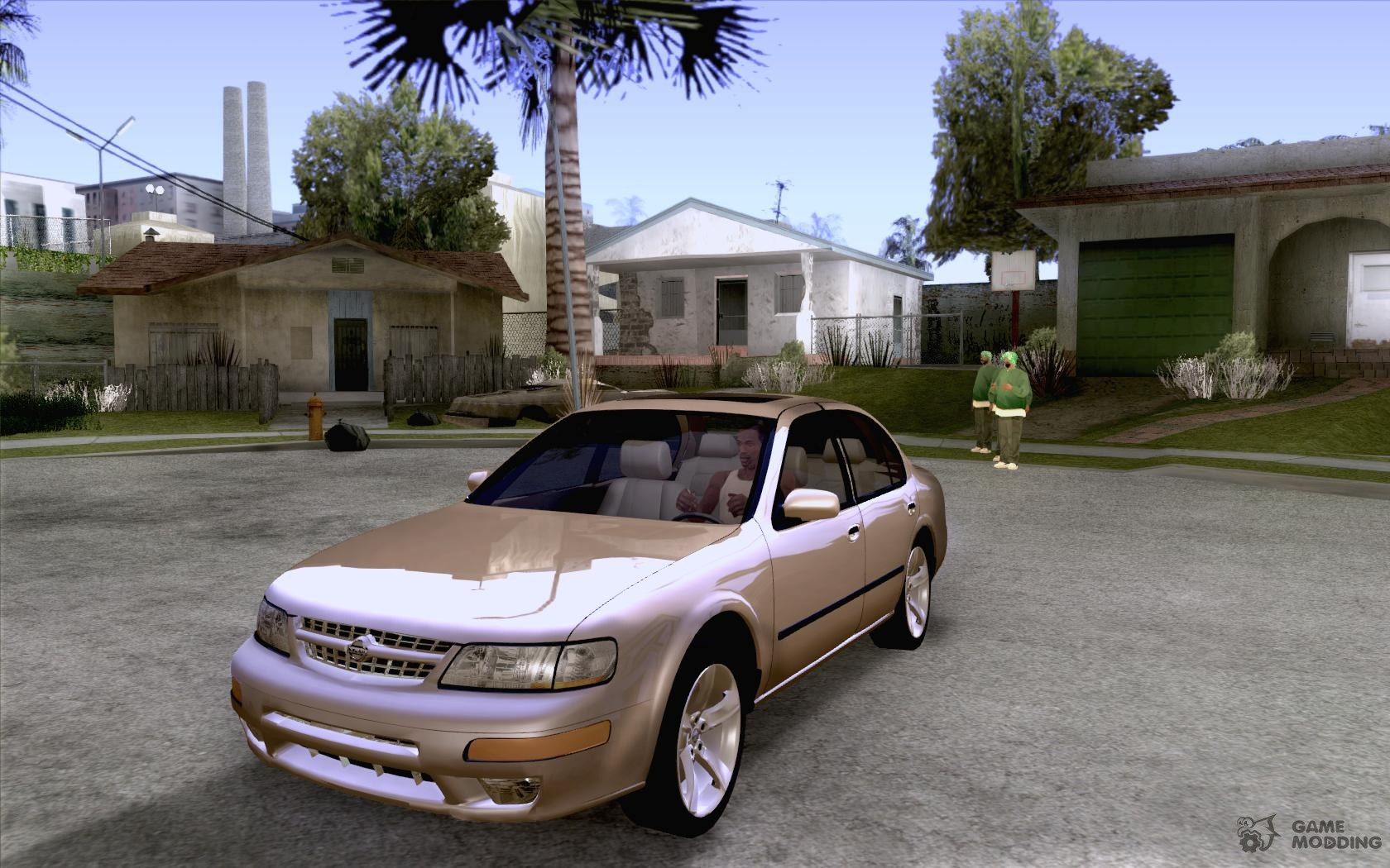 maxima 1998 for gta san andreas