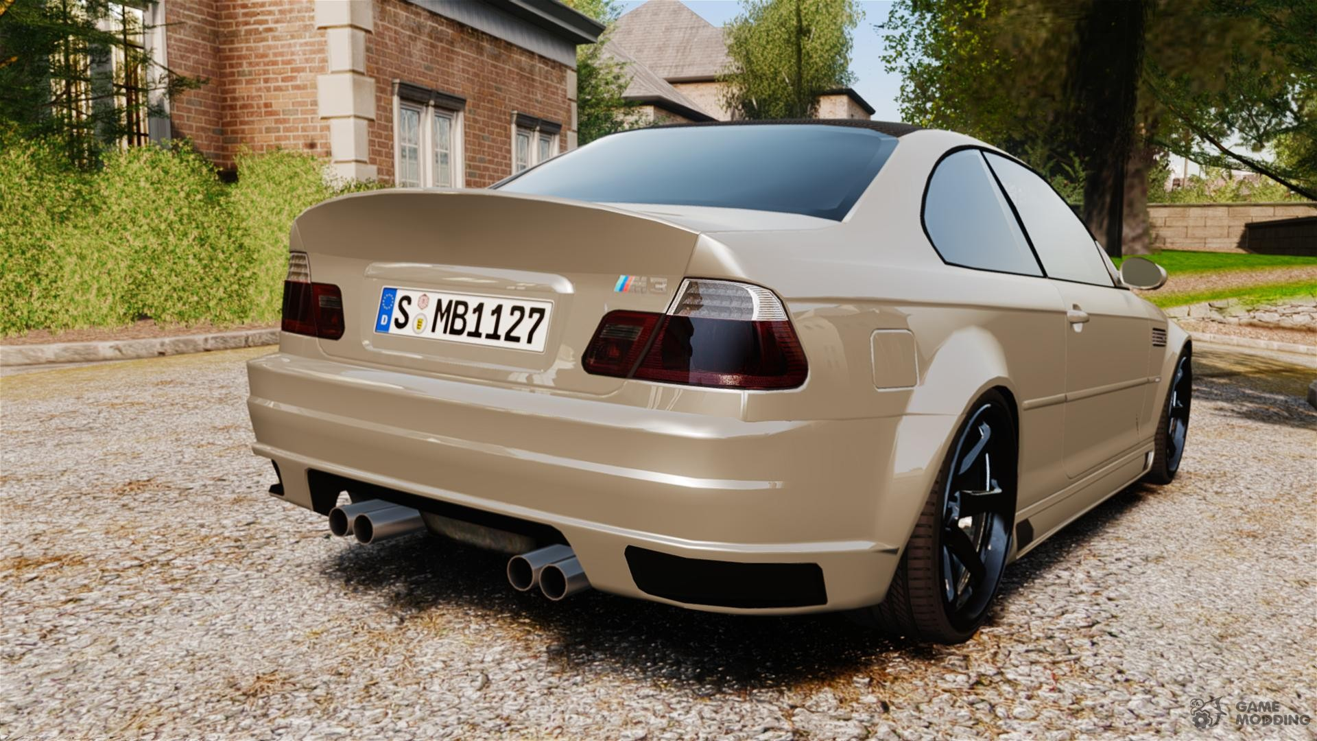 bmw e46 auto to manual conversion