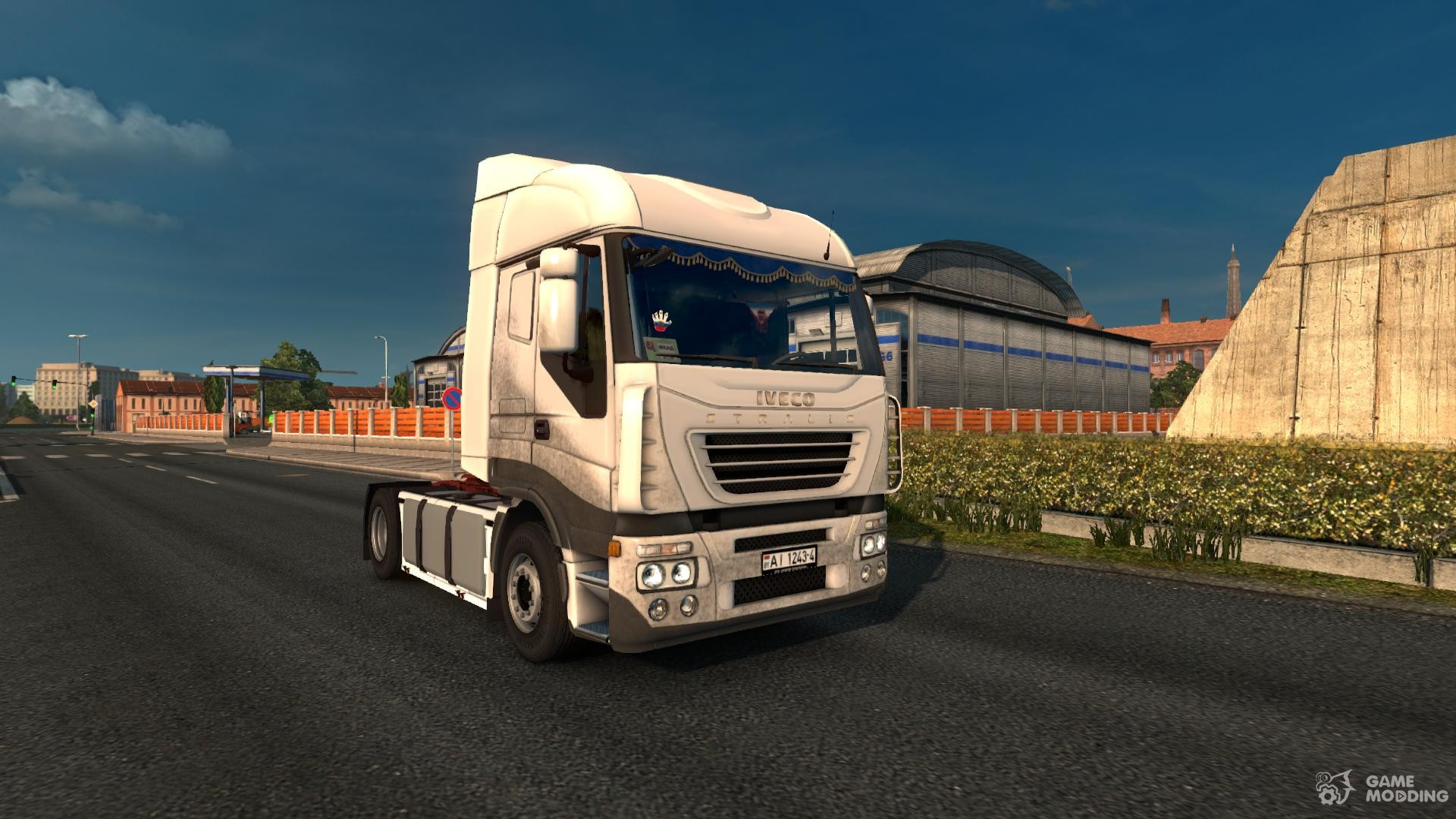 the game euro truck simulator 2 mods discussions news. Black Bedroom Furniture Sets. Home Design Ideas