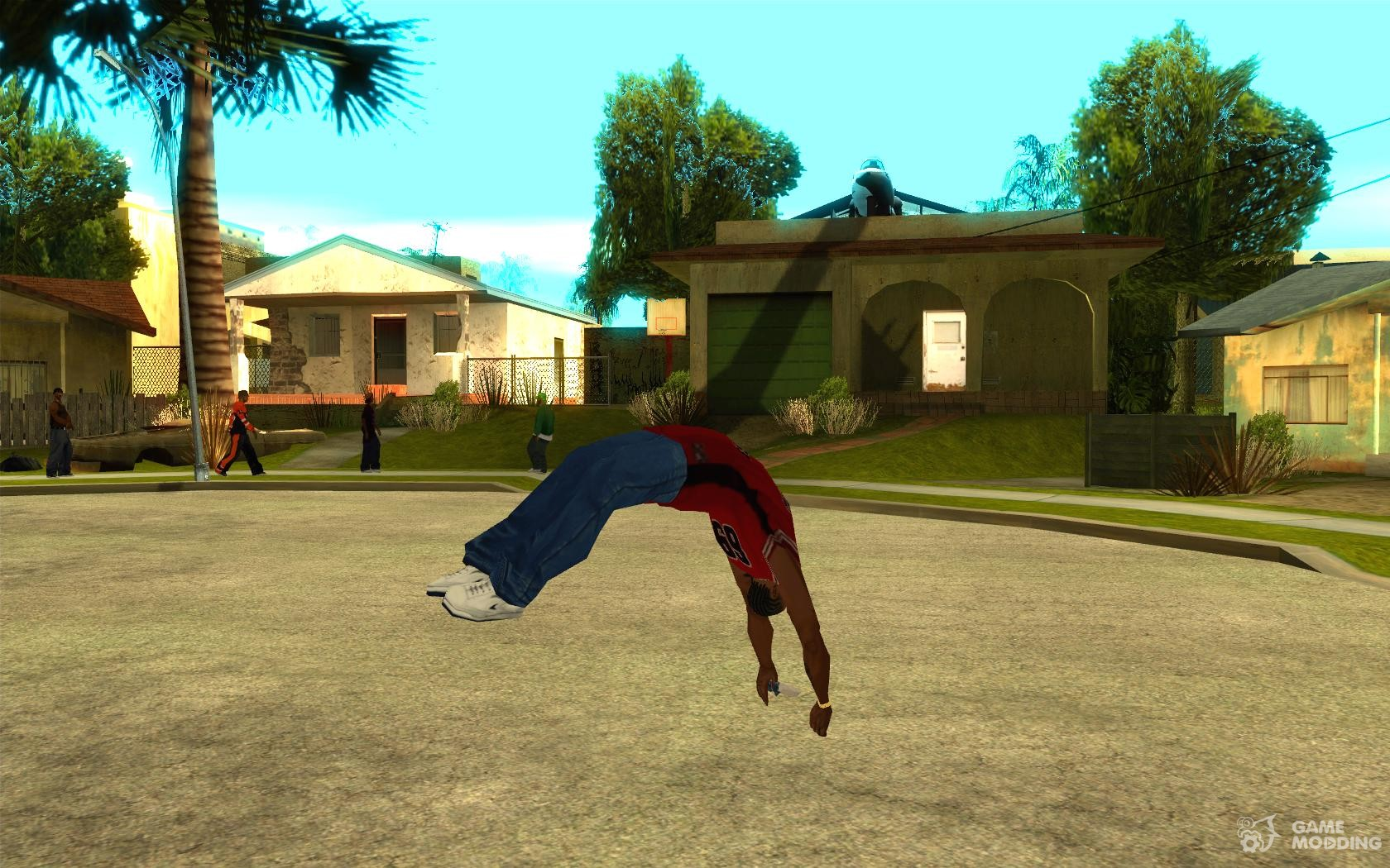 Gta san andreas parkour mod:) with download link youtube.