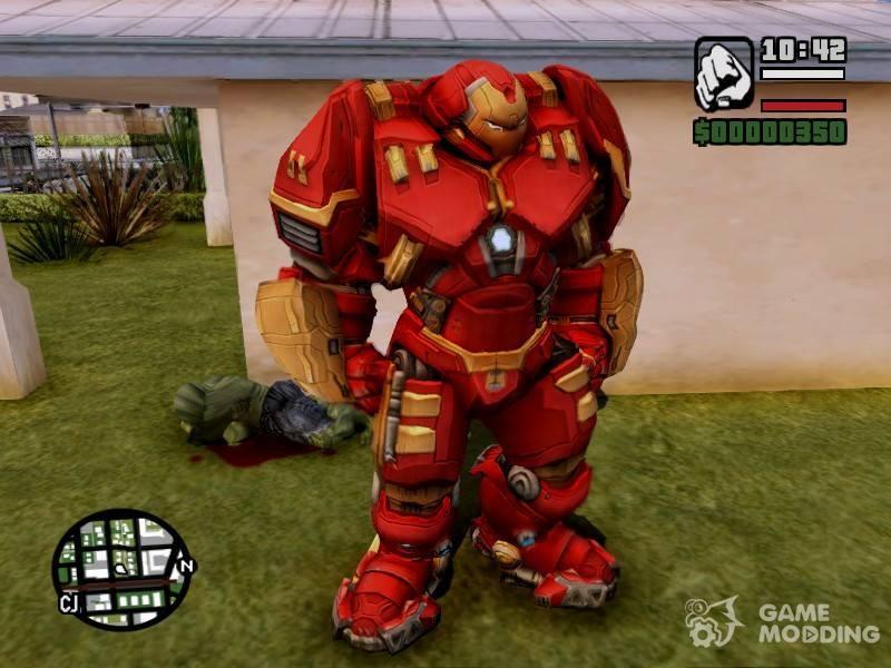 Hulkbuster for GTA San Andreas