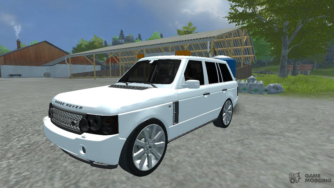 Who Makes Range Rover Html Autos Post