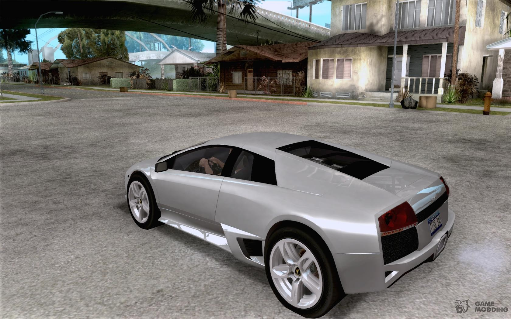Lamborghini Murcielago Lp640 2006 V 1 0 For Gta San Andreas