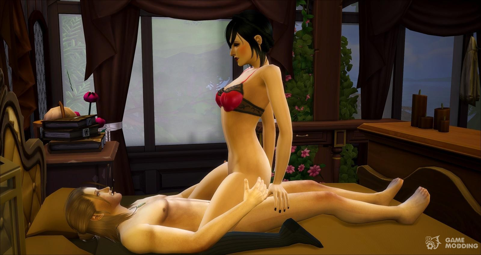 sims 4 wickedwhims mod