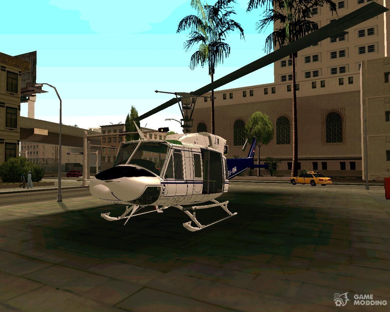 Обои AB-212, Agusta-Bell, транспортный вертолёт. Авиация foto 15