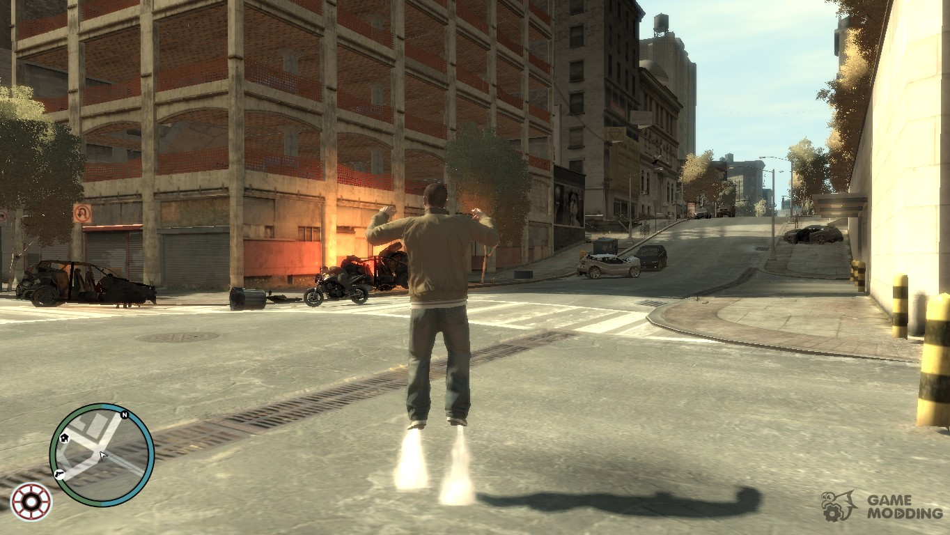 Iron Man Script for GTA 4