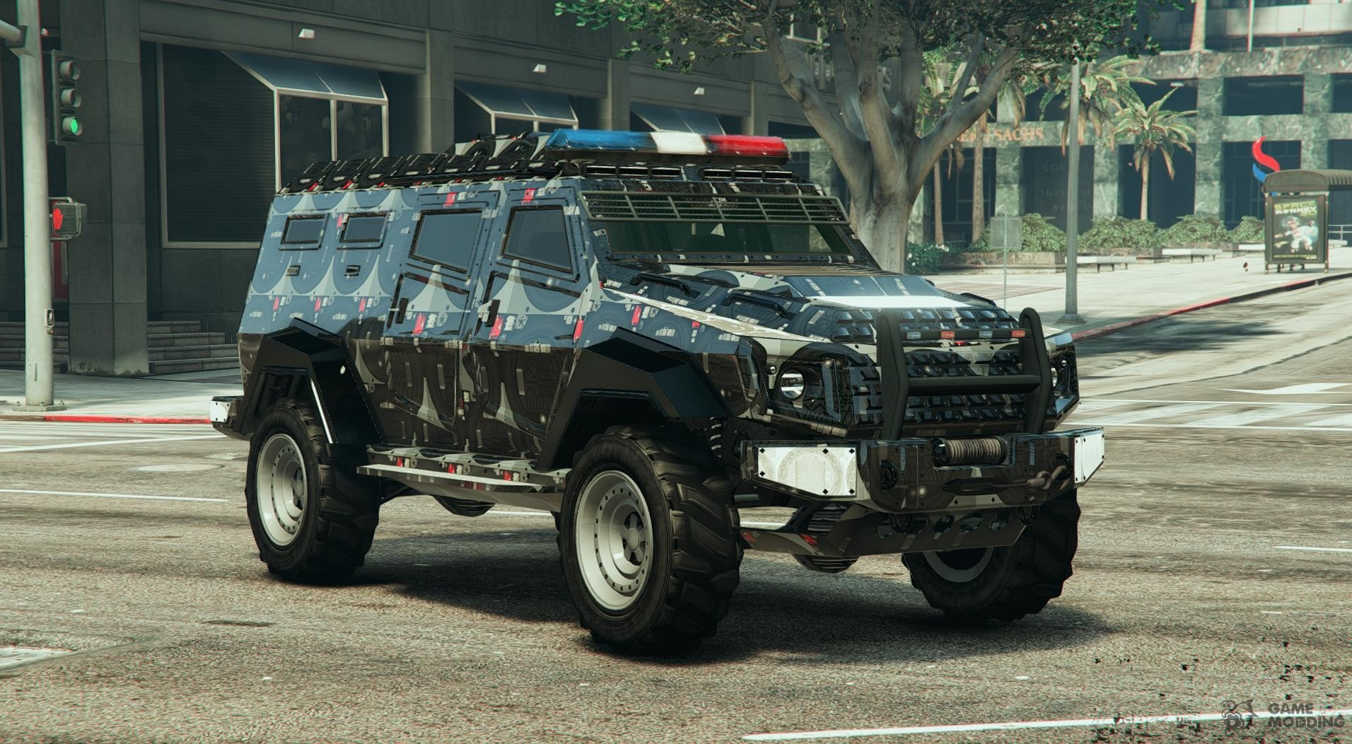 gta5 how to get insurgent