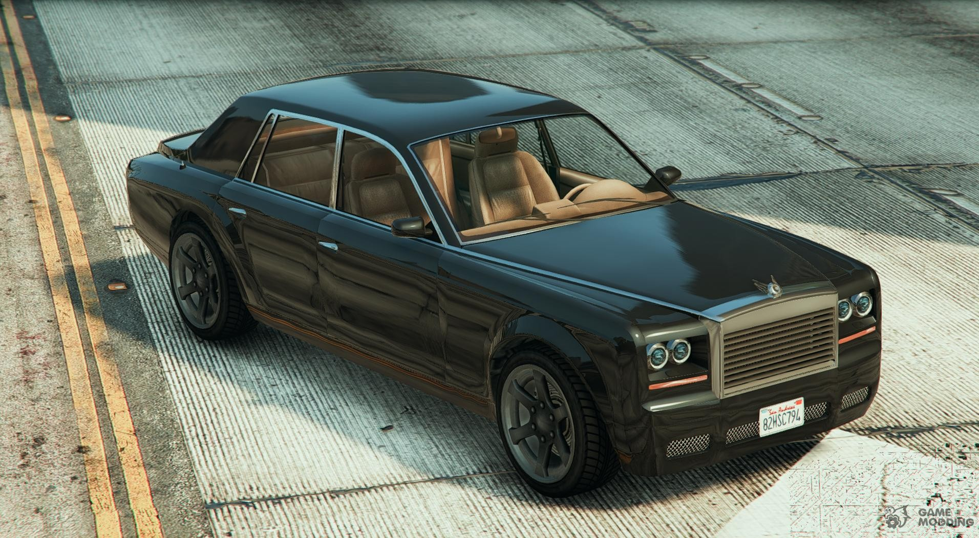 Enus Super Drop Diamond SDD1 For GTA 5