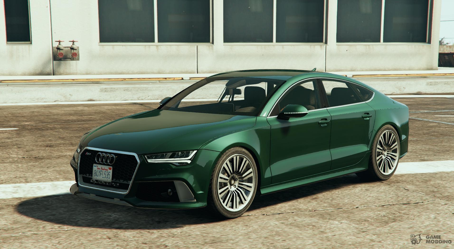 Audi For GTA - Audi car gta 5