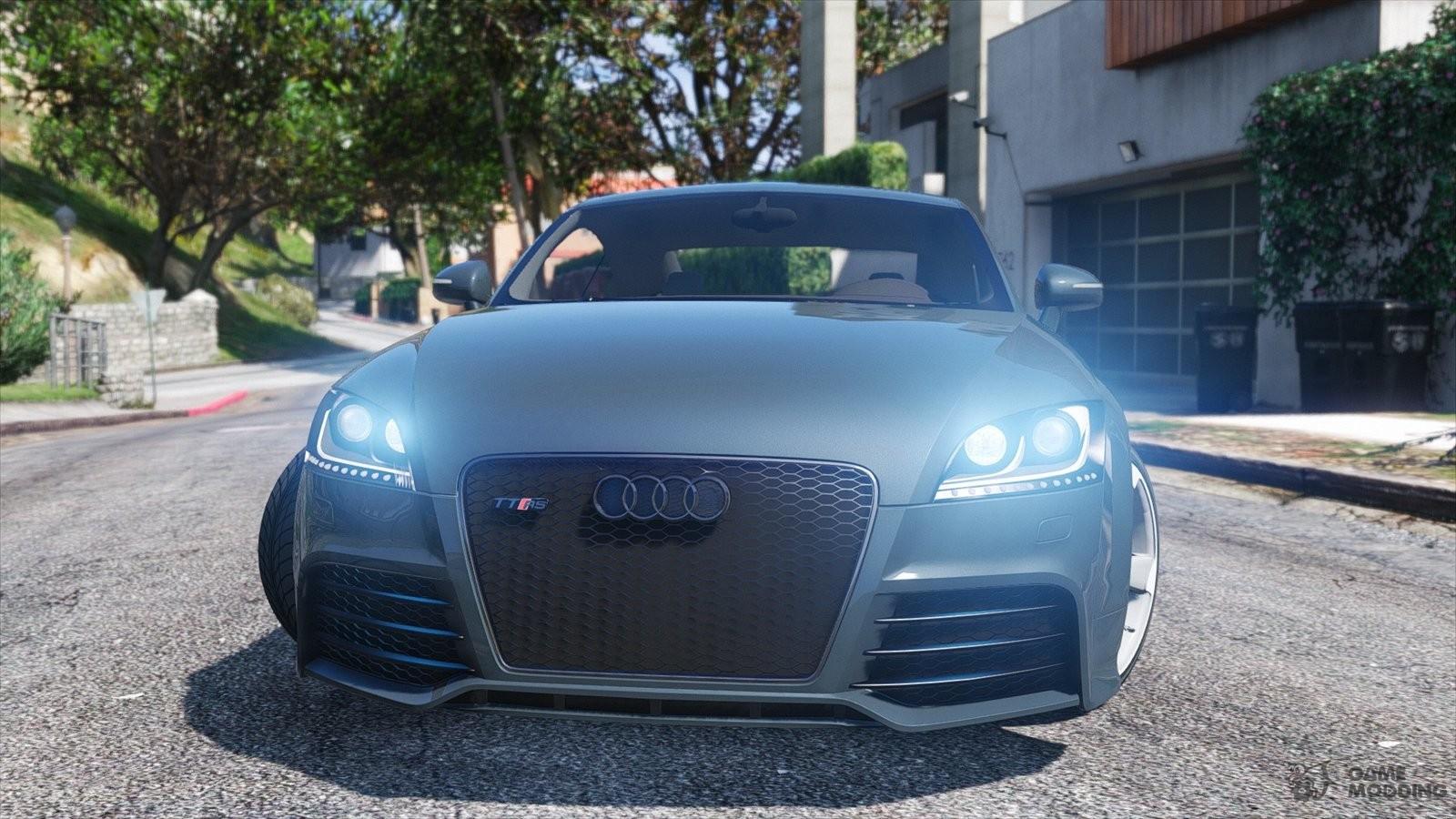 Audi tt rs 2013 v1 for gta 5