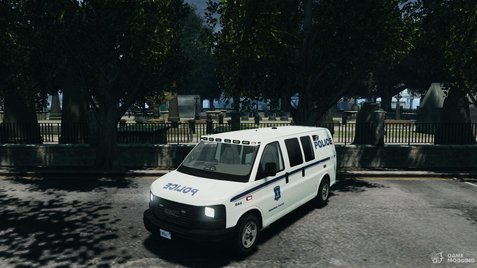 Мод на работу в полиции для гта 4.
