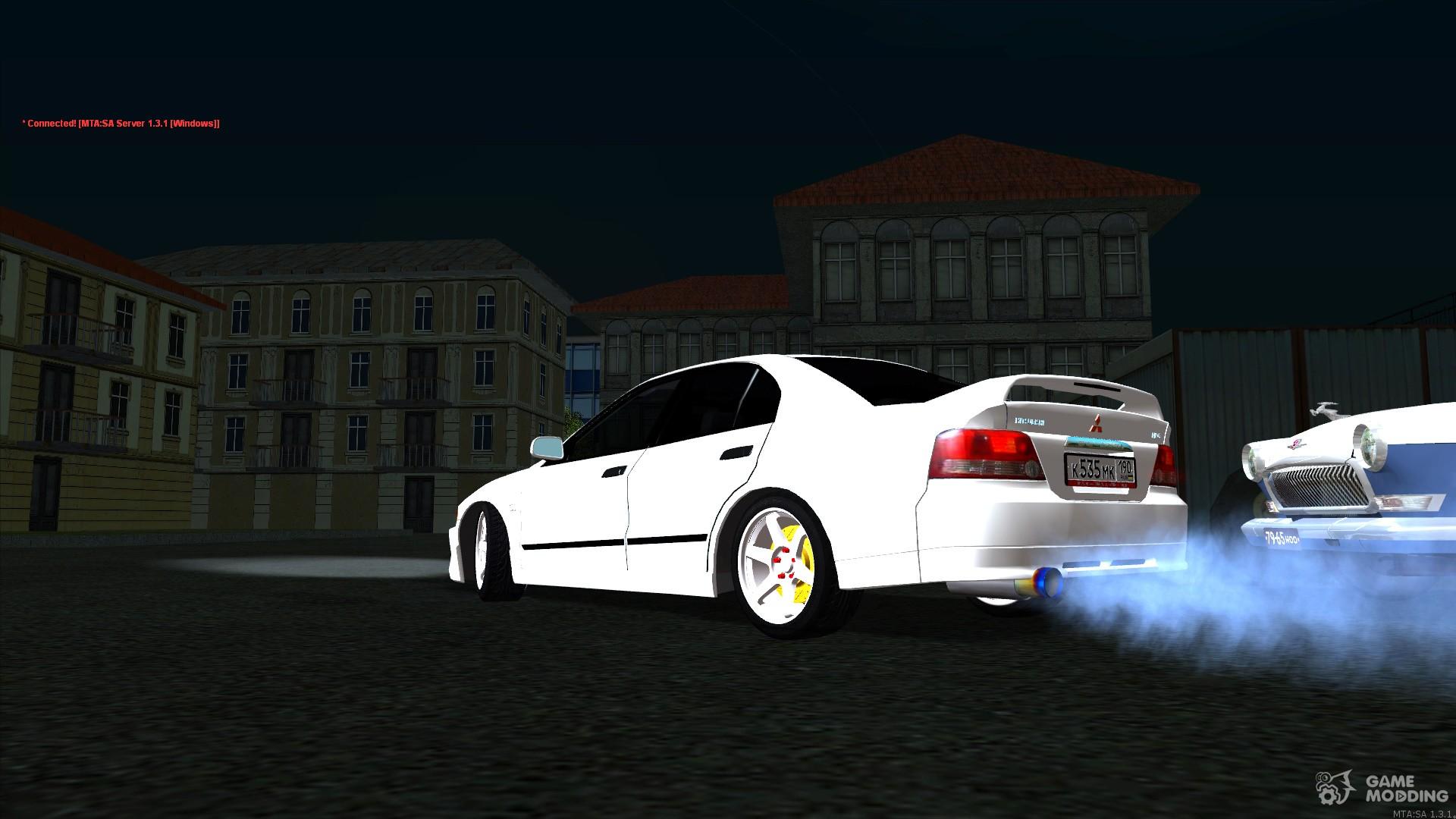 Mitsubishi Galant VR6 for GTA San Andreas