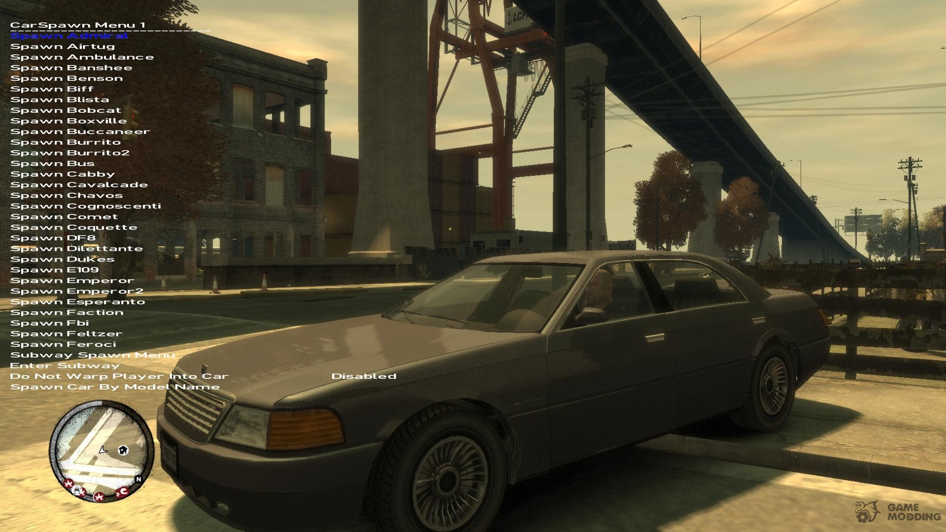 Simple trainer v6. 5 file grand theft auto iv mod db.