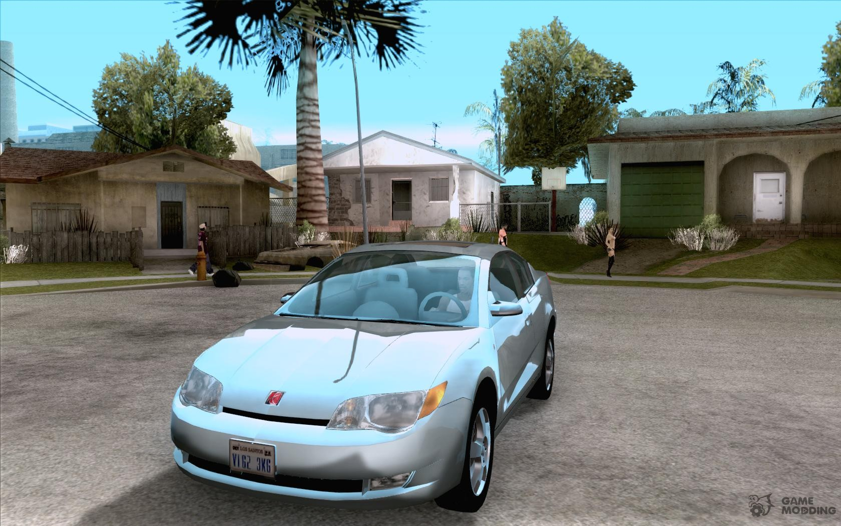 Saturn saturn 2004 : Ion Quad Coupe 2004 for GTA San Andreas