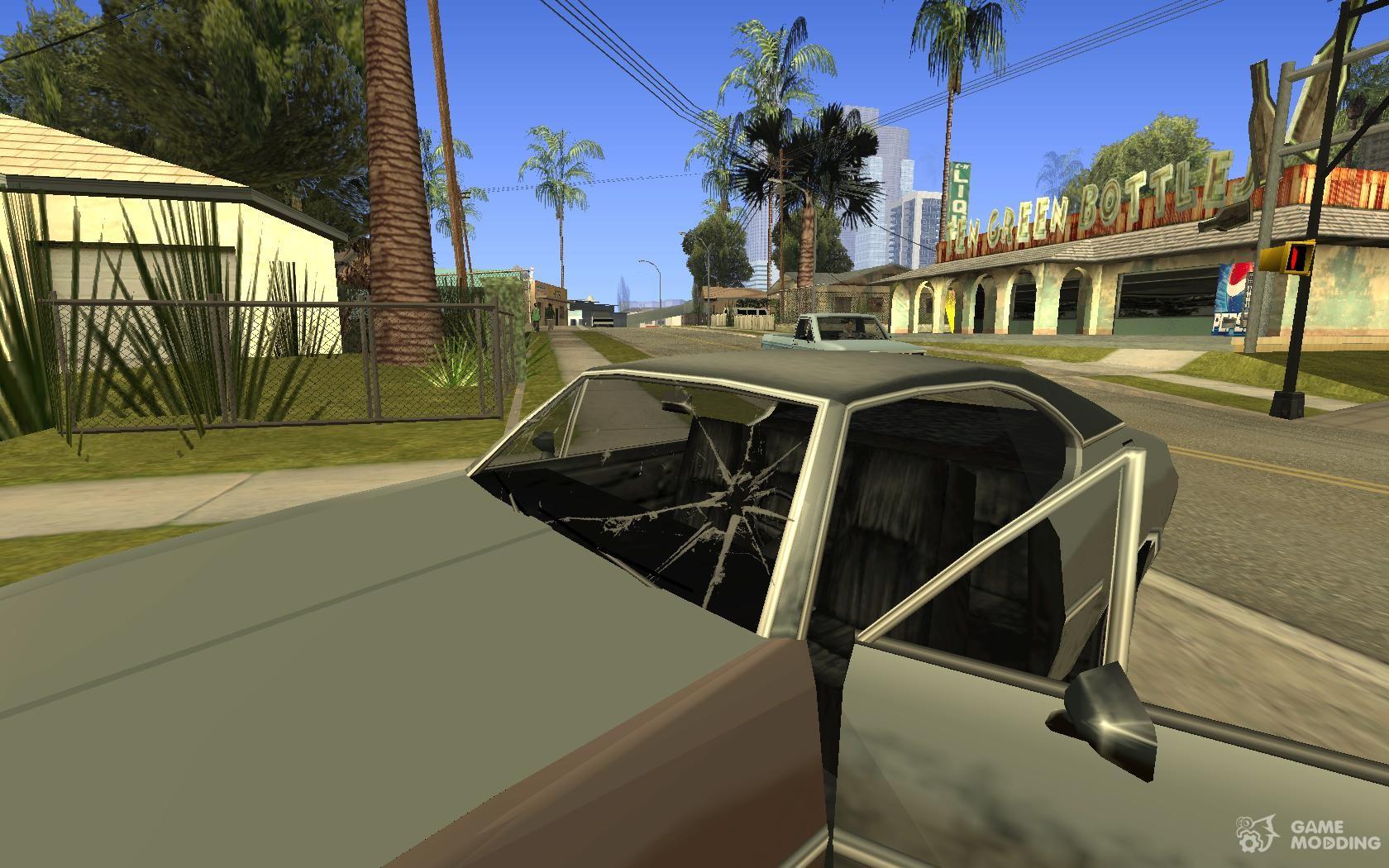 New Windows Crashes for GTA San Andreas