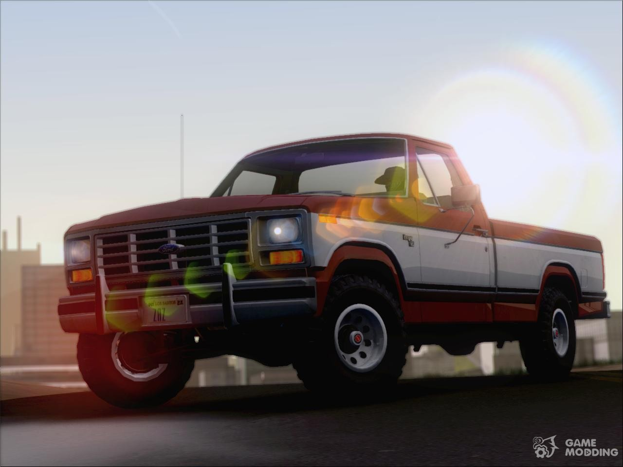Ford f 150 ranger 1984 for gta san andreas