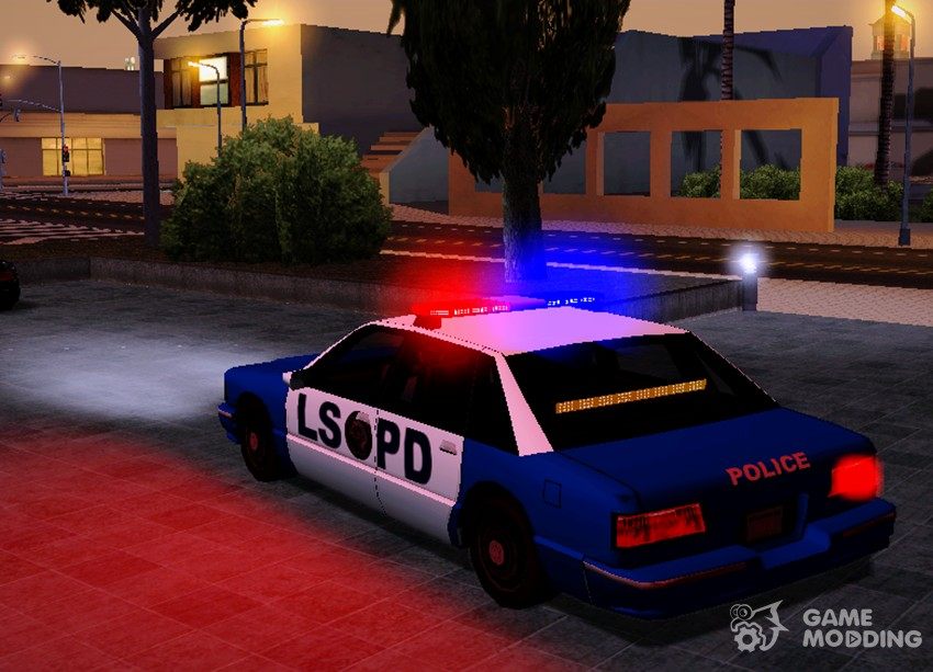 Emergency Light Mod V1 0 By Nyolc8 For Gta San Andreas