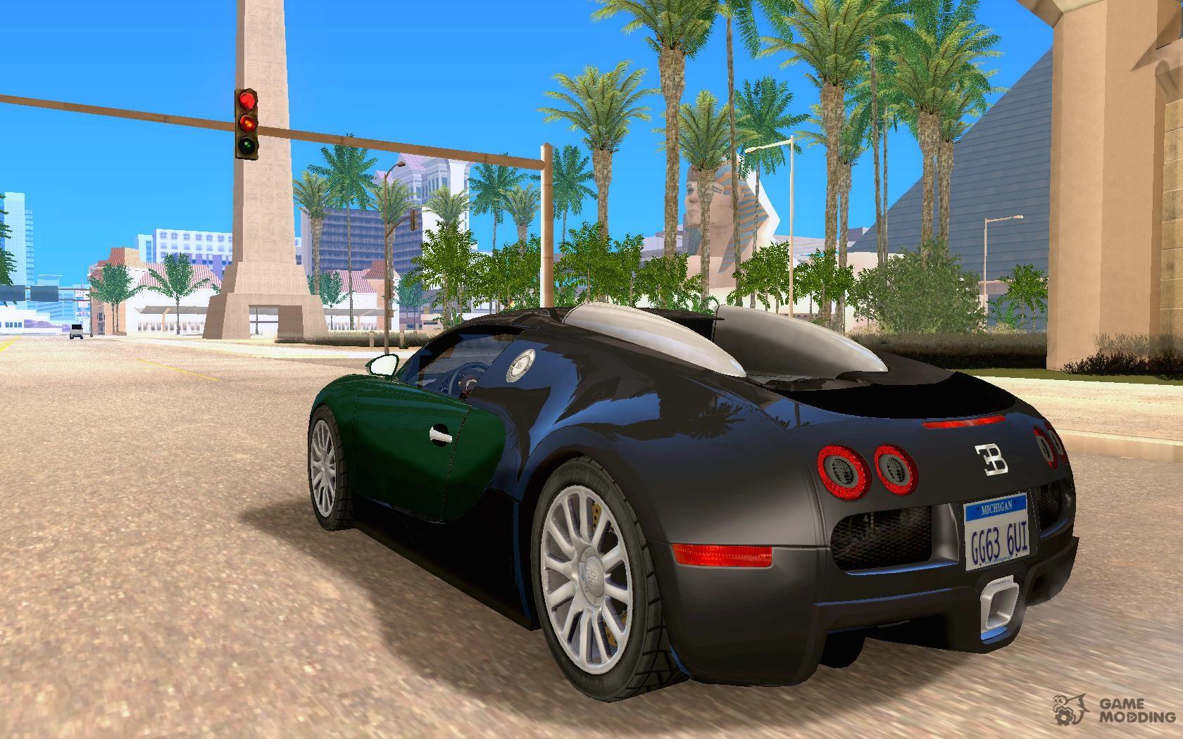 bugatti veyron cleo for gta san andreas. Black Bedroom Furniture Sets. Home Design Ideas