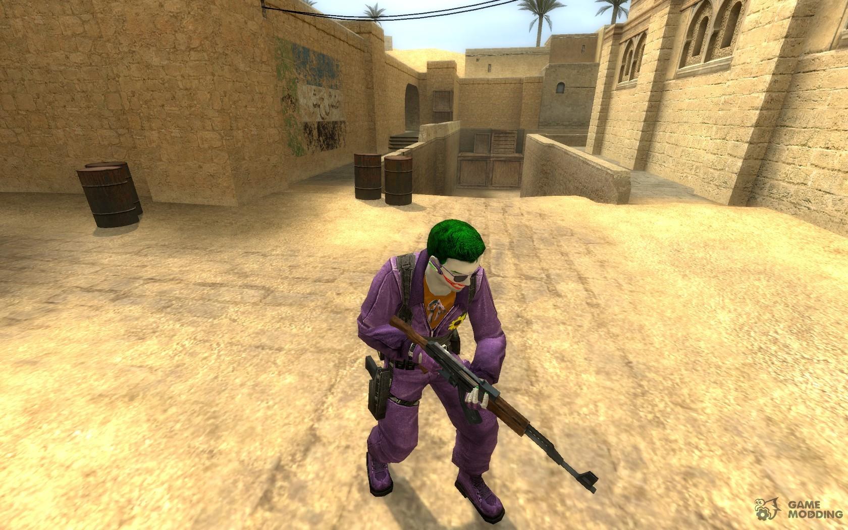 Joker skins cs go как узнать ip сервера на котором играешь в кс го