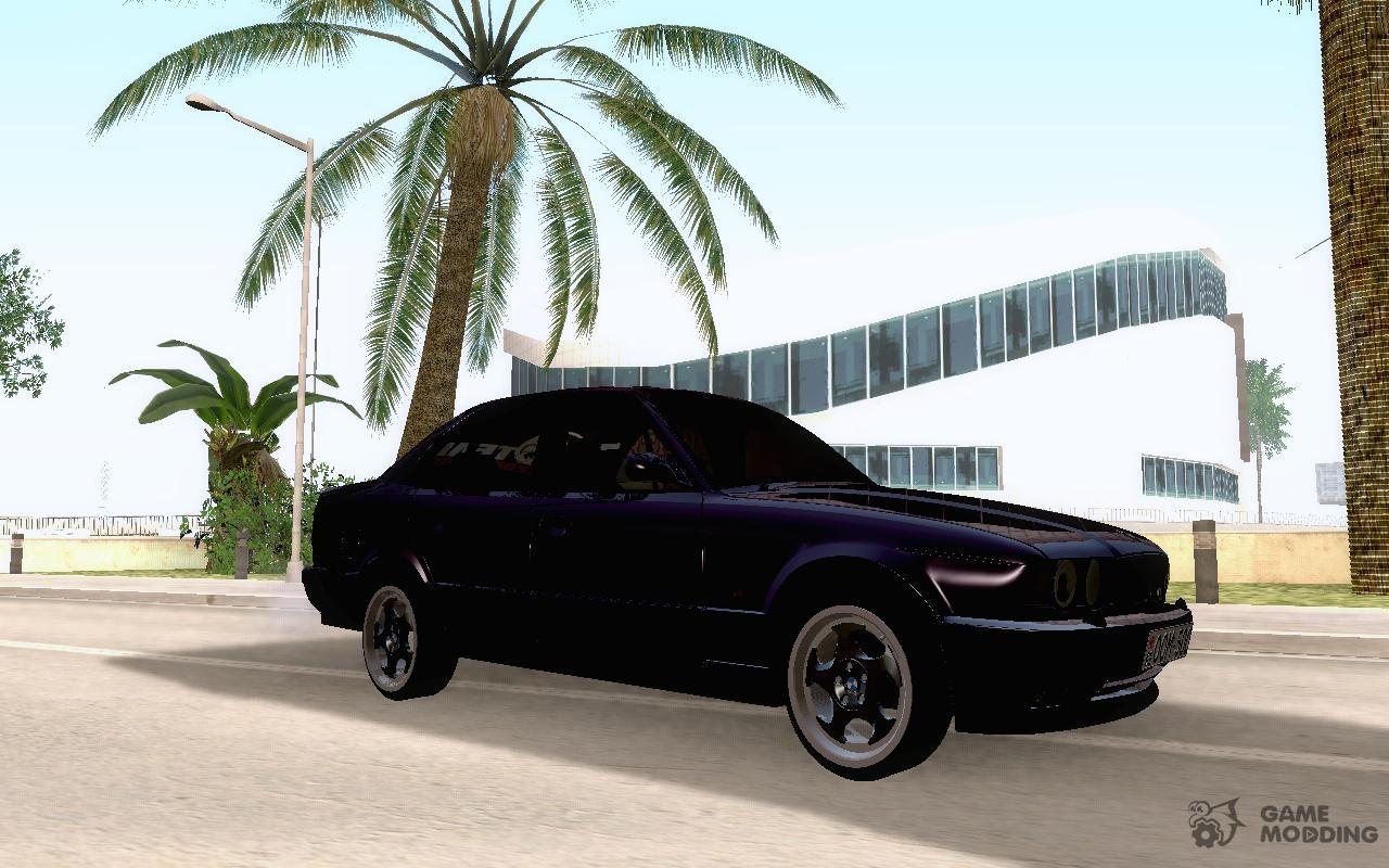 Bmw M5 Needfordrive For Gta San Andreas