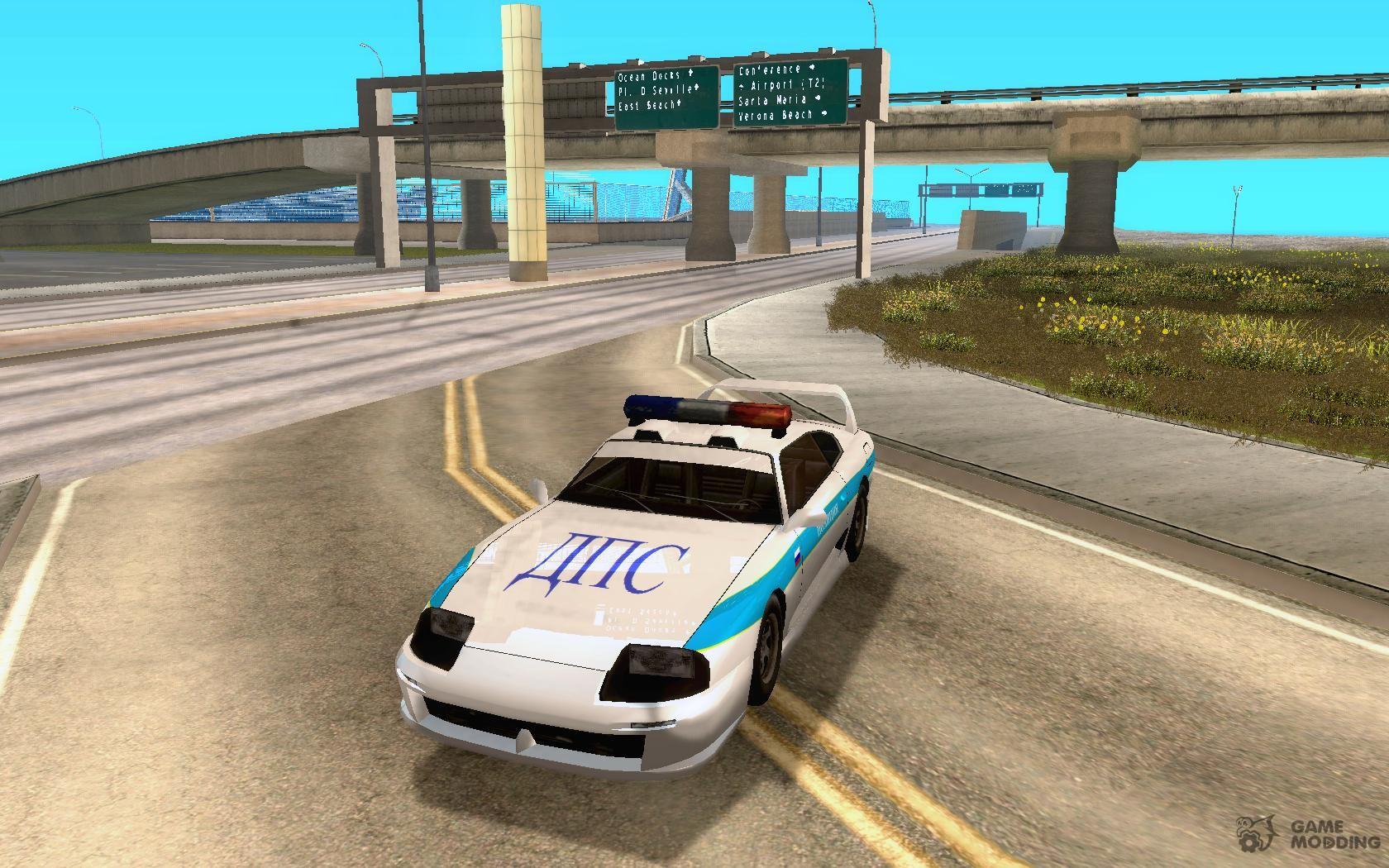 Скачать игру gta police rus mod