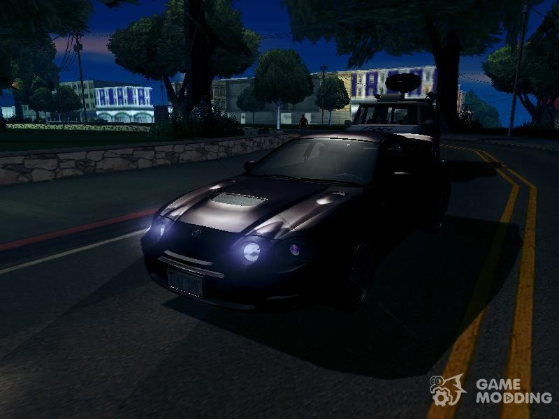 Need for Speed: Underground 2 car pack