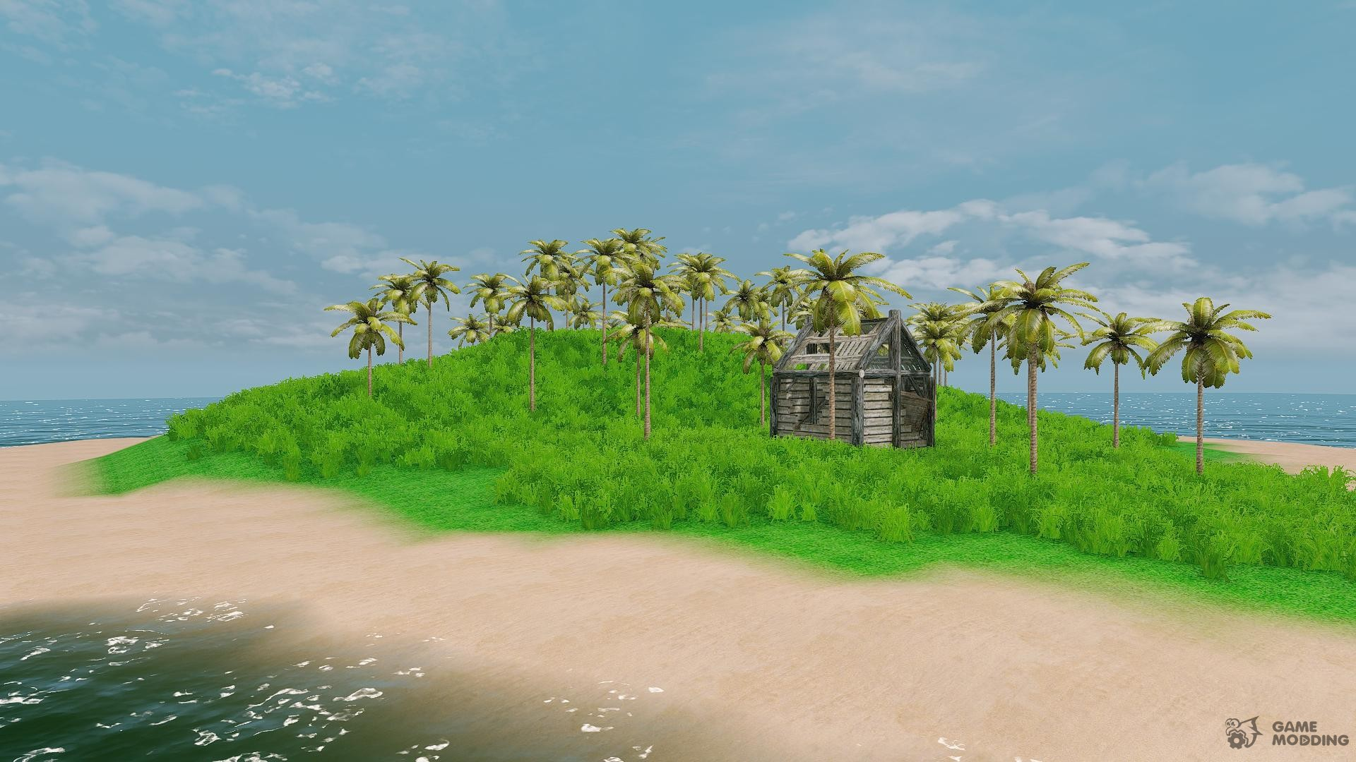 Tropical Islands For TES V Skyrim