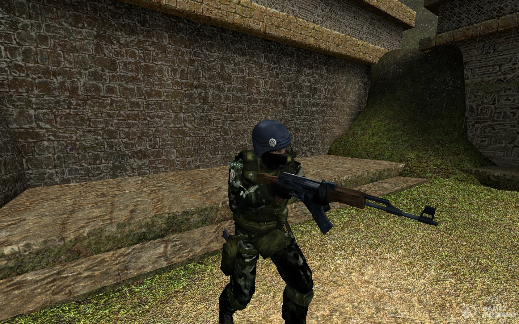 how to change counter strike source skins