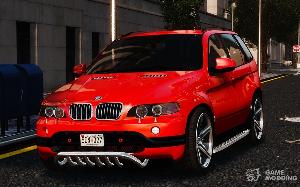 BMW x 5 4 8is v3 for GTA 4