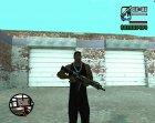 Kaymay M4 для GTA San Andreas вид слева