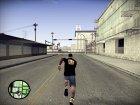 Футболка Dimmka223 для GTA San Andreas вид сверху