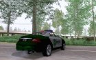 Mercedes Benz CLS500 CARABINEROS DE CHILE for GTA San Andreas rear-left view