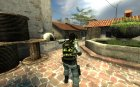 Phoenix Spetsnaz (Fixed Lips) for Counter-Strike Source rear-left view